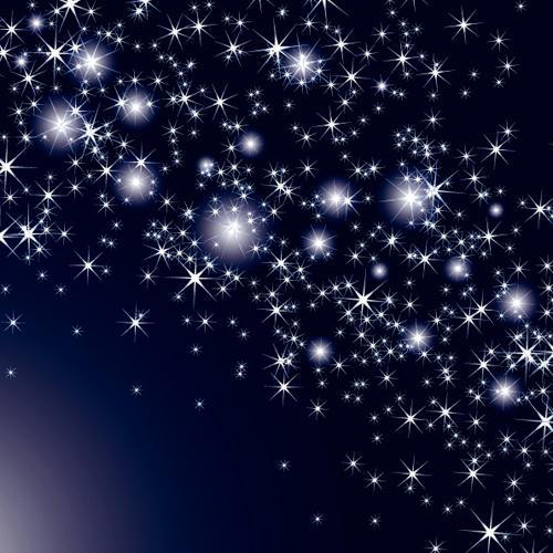 Vector Night Sky Stars Free Vector Download 6366 Free
