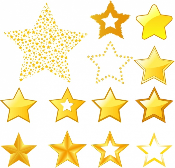 Star Free Vector Download 4353 Free Vector For