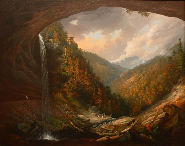 william wall painting oil on canvas