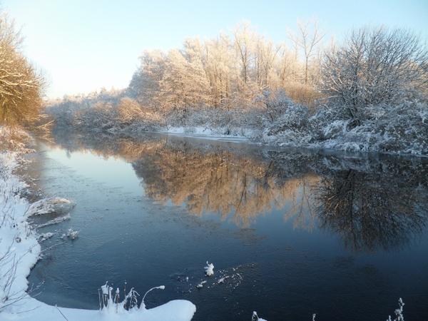 winter beautiful snow