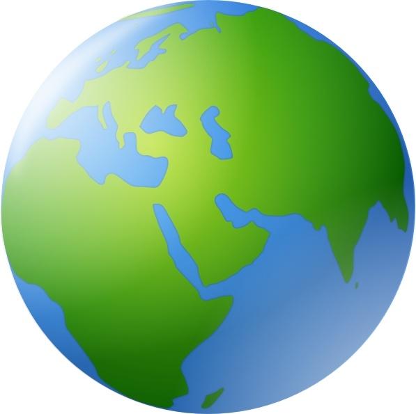 Free vector Vector clip art World Globe clip art. File size: 0.3 MB