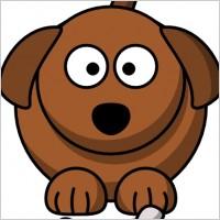 Cartoon Dog clip art