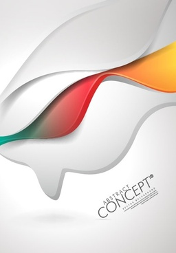 free poster background free vector