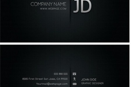 Simple business plan template free business card template psd a complete set of goods starting from the name size material type and information of items if needed design studio business card template free psd reheart Image collections