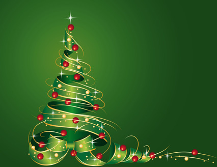 Abstract Christmas Tree Free Vector Download 22993 Free