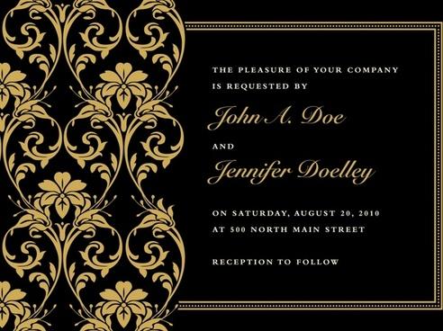 invitation free vector download 1 967