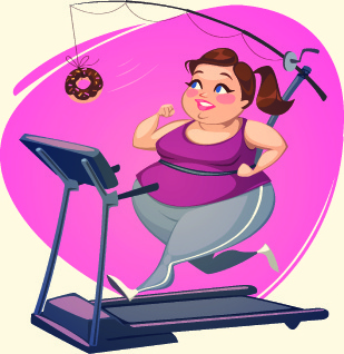 Image result for weightloss free vector image