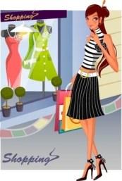 fashion women shopping 14
