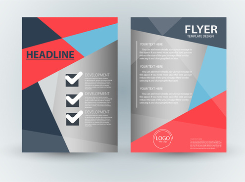 Free Painting Decorating Flyer Template Free Vector Download