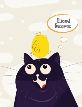 Cartoon Drawings Of Cats Free Vector Download 105 796 Free Vector For Commercial Use Format Ai Eps Cdr Svg Vector Illustration Graphic Art Design