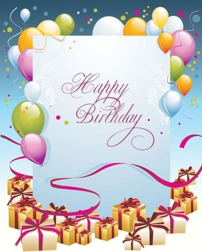 Download Happy Birthday Frame Free Vector Download 11 764 Free Vector For Commercial Use Format Ai Eps Cdr Svg Vector Illustration Graphic Art Design