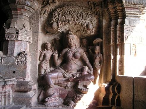 india temple buddha