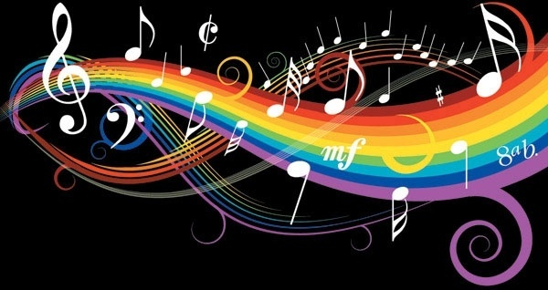 Image result for image of music notes