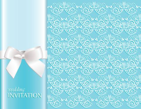 Wedding Invitation Background Free Vector 52 510