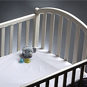 SecureSleep Crib Mattress Bed Bug Covers