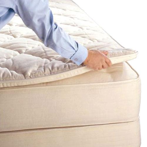 royal pedic natural 2 pillowtop mattress pads