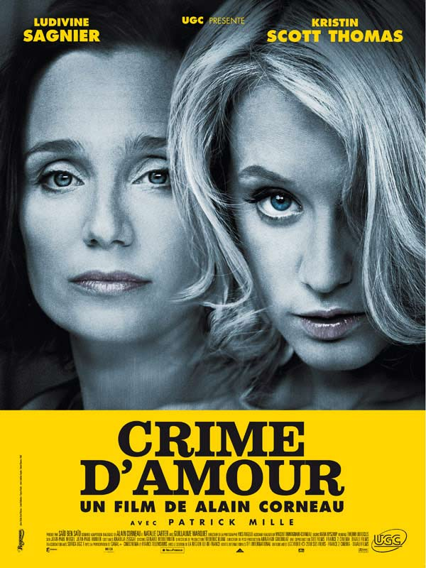 telecharger regarder en ligne film Crime damour dvdrip vf megaupload rapidshare streaming de