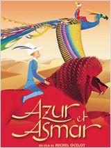 """Affiche du film """"Azur et Asmar"""" de Michel Ocelot - source : allocine.fr"""