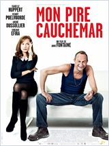"""Affiche du film """"Mon pire cauchemar"""" - source : allocine.fr"""