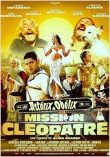 """Affiche du film d'Alain Chabat """"Astérix et Obélix : Mission Cléopâtre"""""""