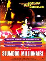 Affiche du film Slumdog Millionaire