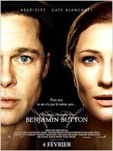 """Affiche du film """"L'étrange histoire de Benjamin Button"""""""