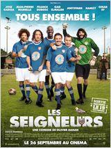 """Affiche du film """"Les seigneurs"""""""