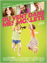 """Affiche du film """"Du vent dans mes mollets"""""""