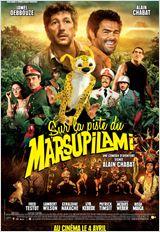 Affiche du film d'Alain Chabat : Sur la piste du Marsupilami