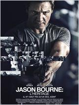 "Affiche du film ""Jason Bourne : l'héritage"""