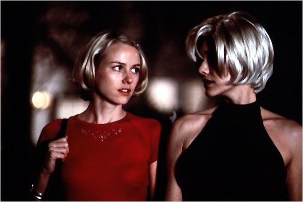 Mulholland Drive : Photo David Lynch, Laura Elena Harring, Naomi Watts