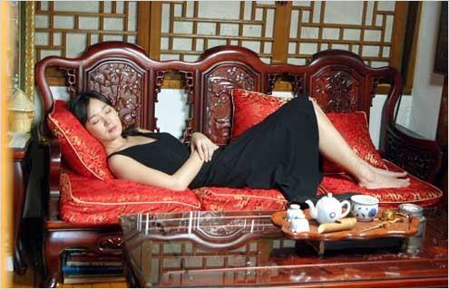 Locataires : Photo Kim Ki-duk, Lee Seung-yeon