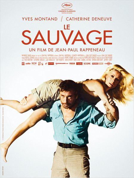Le Sauvage : affiche