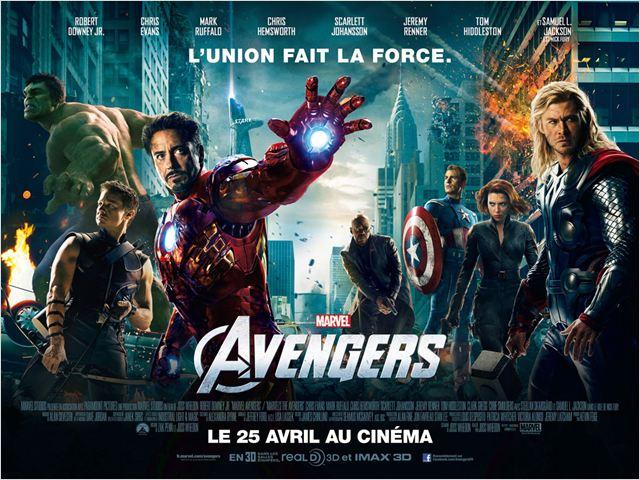 Avengers : affiche