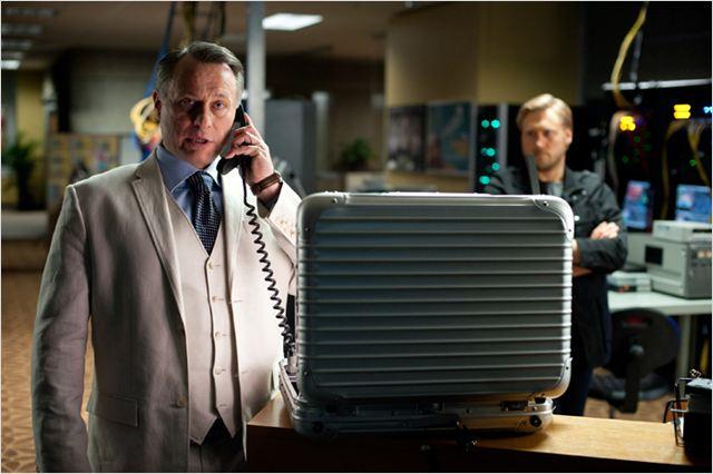 Les intentions de Kurt Hendricks (Michael Nyqvist) sont loin d'être pacifiques...
