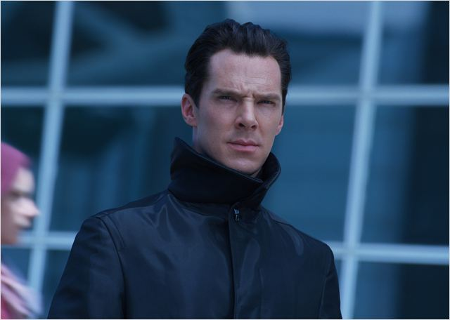Star Trek Into Darkness : Photo Benedict Cumberbatch