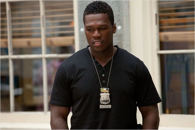 Unités d'élite : photo Curtis '50 Cent' Jackson