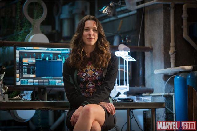 Iron Man 3 : photo Rebecca Hall