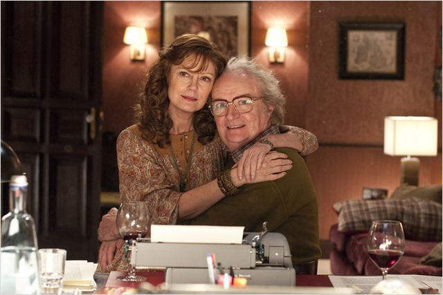 Cloud Atlas : photo Jim Broadbent, Susan Sarandon