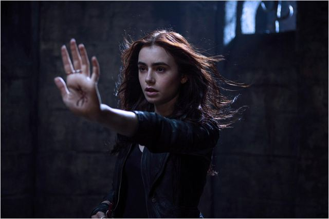 The Mortal Instruments : La Cité des ténèbres : Photo Lily Collins