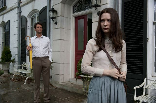 Stoker : photo Matthew Goode, Mia Wasikowska