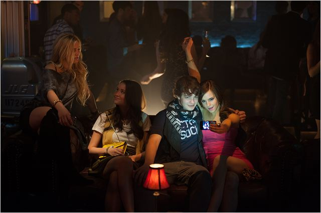 The Bling Ring : Photo Emma Watson, Israel Broussard, Katie Chang