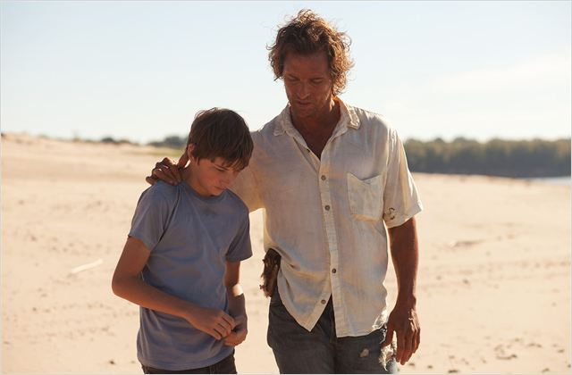 Mud - Sur les rives du Mississippi : photo Matthew McConaughey, Tye Sheridan