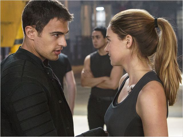 Divergente : Photo Shailene Woodley, Theo James