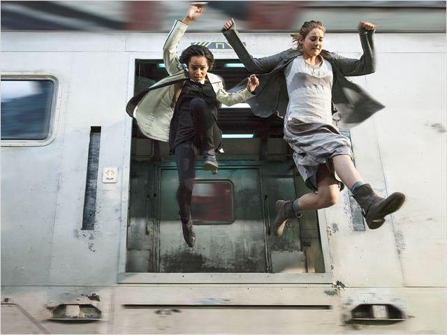 Divergente : Photo Shailene Woodley, Zoë Kravitz