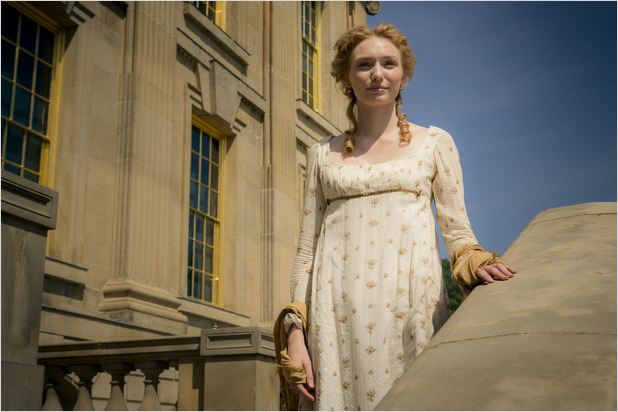 Georgiana (Eleanor Tomlinson)