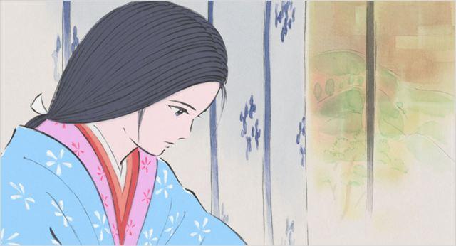 Le Conte de la princesse Kaguya : Photo