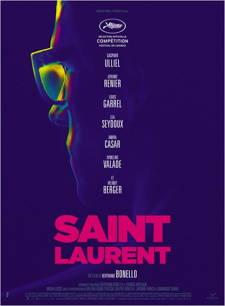 Saint Laurent : Affiche