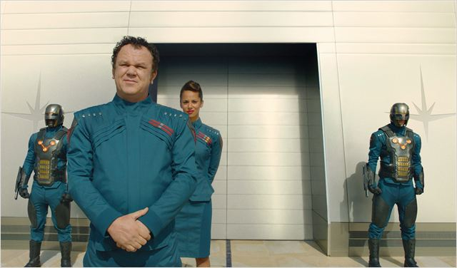 Les Gardiens de la Galaxie : Photo John C. Reilly