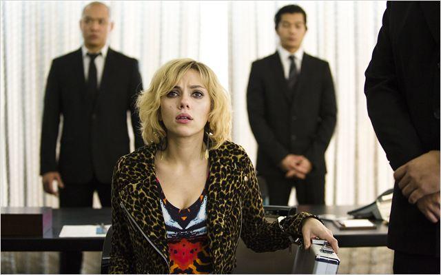 Lucy : Photo Scarlett Johansson